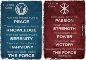 Jedi & Sith